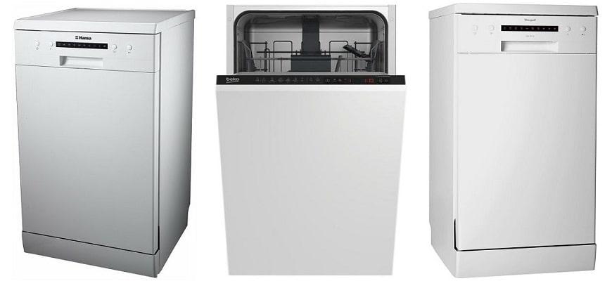 Лучшие посудомоечные машины до 20000 рублей