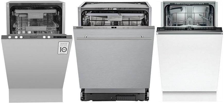 Лучшие посудомоечные машины до 40000 рублей