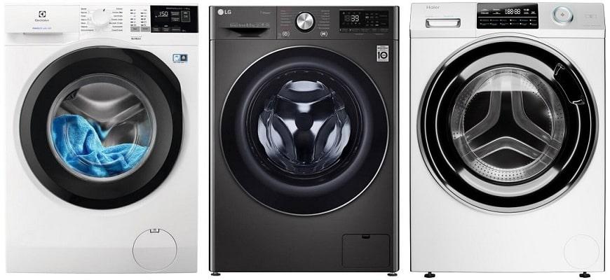 Лучшие стиральные машины до 50000 рублей